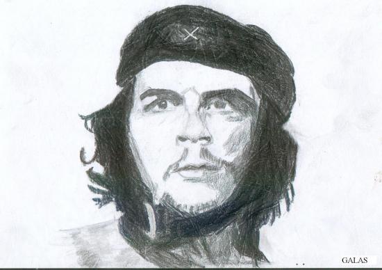 Che Guevara por falloudiop